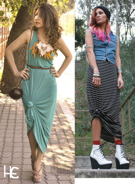Maxi Dress To Tie At Bottom by Fashion By He A S Fashion From A S Point