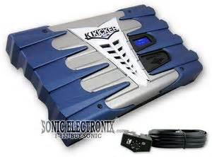 Kickers Slop 18 Kicker Sx650 1 04sx6501 Sx Monoblock Class D Lifier With