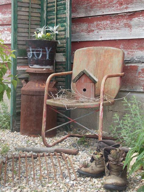 Primitive Garden Decor 17 Best Ideas About Primitive Garden Decor On Pinterest Milk Can Decor Primitive Outdoor