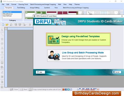 student id card maker software for mac design student id card drpu student id cards maker software designs student id