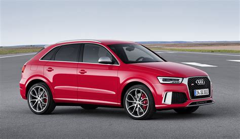 Audi Q3 News by The New Audi Q3 Available To Order