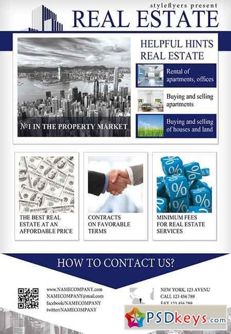 real estate flyer templates for photoshop articles for 27 04 2016 187 free download photoshop vector