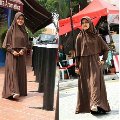 3180 Erlisa Syari Dress Maxi Khimar 17 best images about syar i on fashion maxi dresses and silk