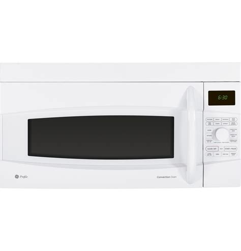 Microwave Type Convection ge profile 1 7 cu ft convection the range