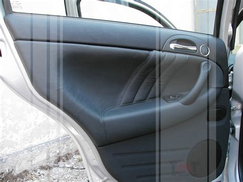 tappezzeria alfa 147 rivestimento interni in pelle tappezzeria auto macerata
