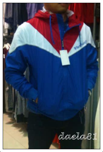 Baju Hujan Adidas who you are daela window shopping window shopping jer heh