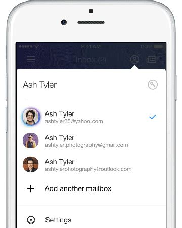 mail yahoo mobile yahoo mail gets mailbox support for gmail and