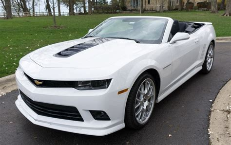 review  chevy camaro ss convertible