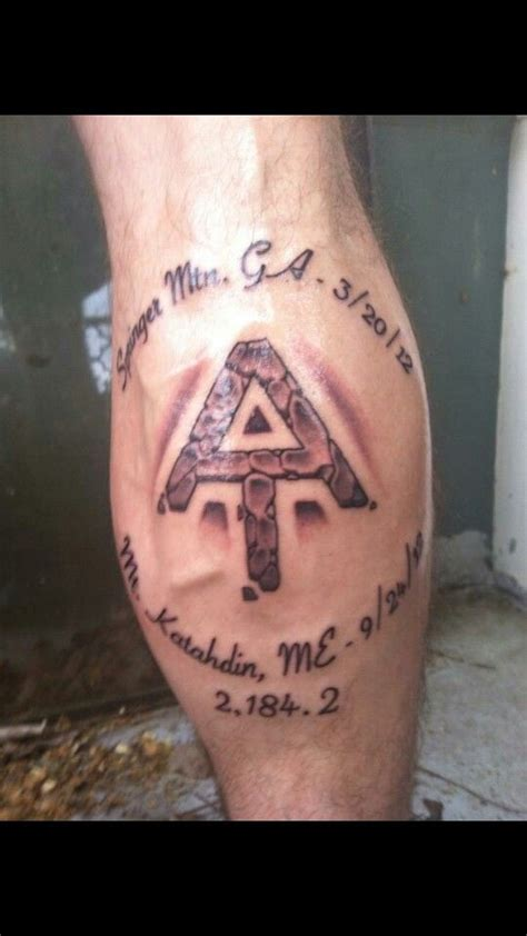 appalachian trail tattoo 71 best appalachian trail ideas and help images on