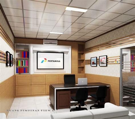 desain interior kantor pertamina makassar jasa desain rumah