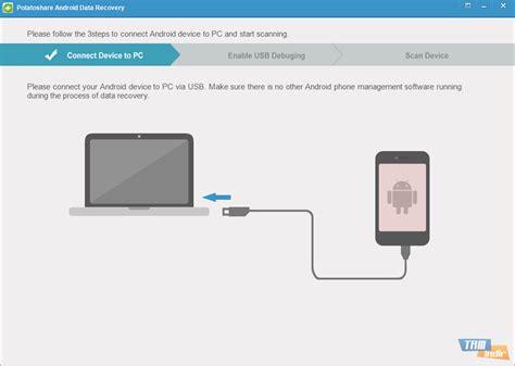 android data recovery potatoshare android data recovery indir android cihazlardan dosya kurtarma yazılımı tamindir