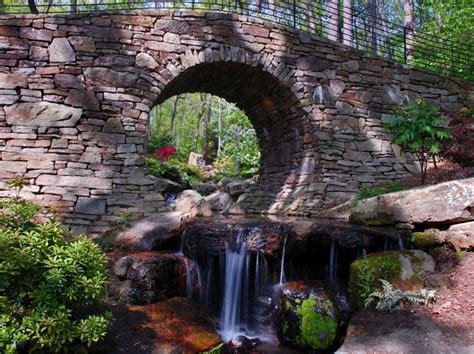 welcome at arkansas garvan woodland gardens