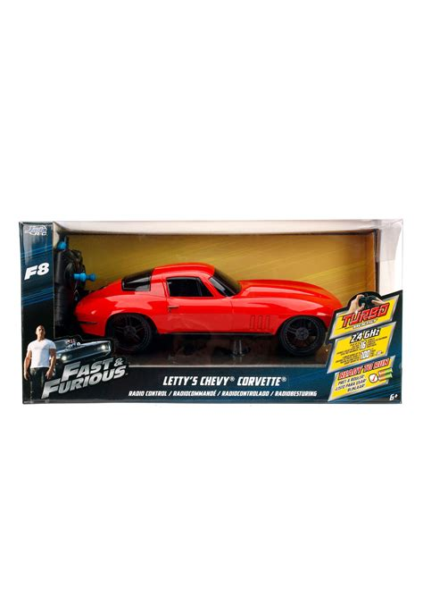 fast corvette fast and the furious chevy corvette 1 16 rc
