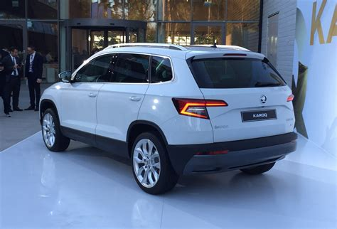 Home Interior Business by It S The Skoda Karoq Suv New Yeti Replacement Revealed In