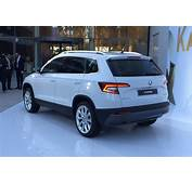 Its The Skoda Karoq SUV New Yeti Replacement Revealed In