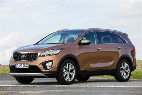The New Kia Sorento 2016 Kia Sorento Reviews And Rating Motor Trend