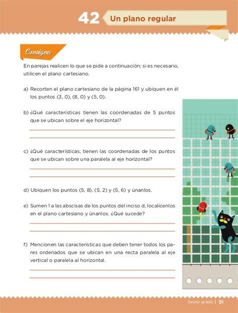 libro de desafios matematicos de 6 de 2015 contestado libro de texto desafios matematicos 6to alumno 2014 2015