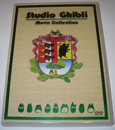 studio ghibli film cell other toys studio ghibli 16 movie collection new 2012