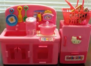 Hello kitty mini kitchen playset toys review itsplaytime612