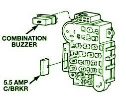 1996 jeep country fuse box diagram circuit