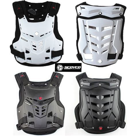 motocross safety gear motorcycle motocross mtb armor back guard chest