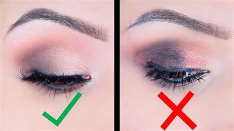 tutorial eyeshadow youtube eyeshadow tutorial eyeshadow dos donts youtube