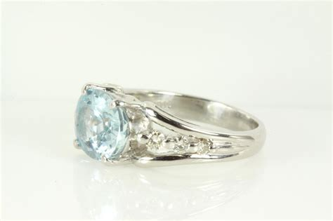 aquamarine and ring state auctions
