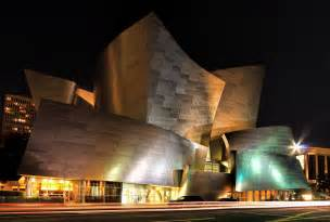 Famous Us Architects ad classics walt disney concert hall frank gehry