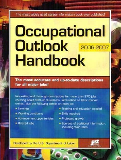 pu13maxy13 occupational outlook handbook