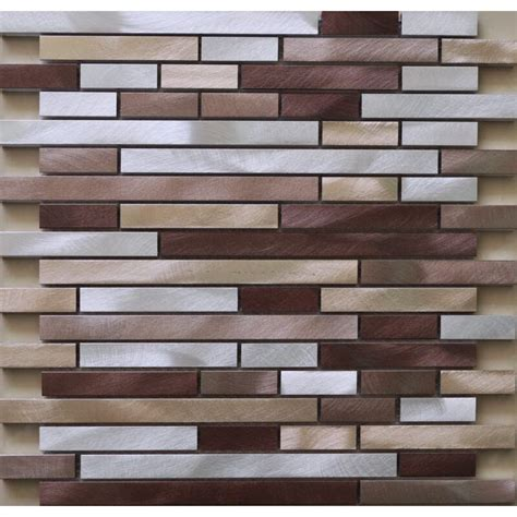 aluminum backsplash kitchen aluminum backsplash tiles metal tile backsplash kitchen