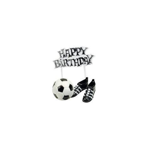 Decoration Anniversaire Football by Kit D 233 Coration G 226 Teau Football Ballon Chaussure Et Joyeux