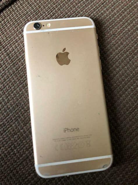 broken iphone  gold gb  bromley london gumtree