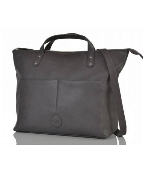 Pacapod Firenze Pewter pacapod saunton changing bag in pewter mummy me