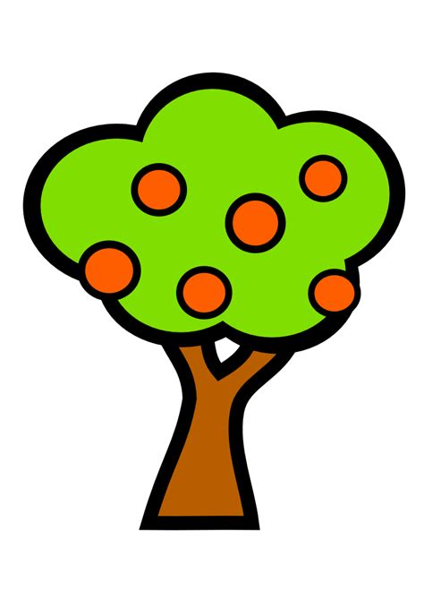 Free Clip by Free Clip Tree Clipart Best