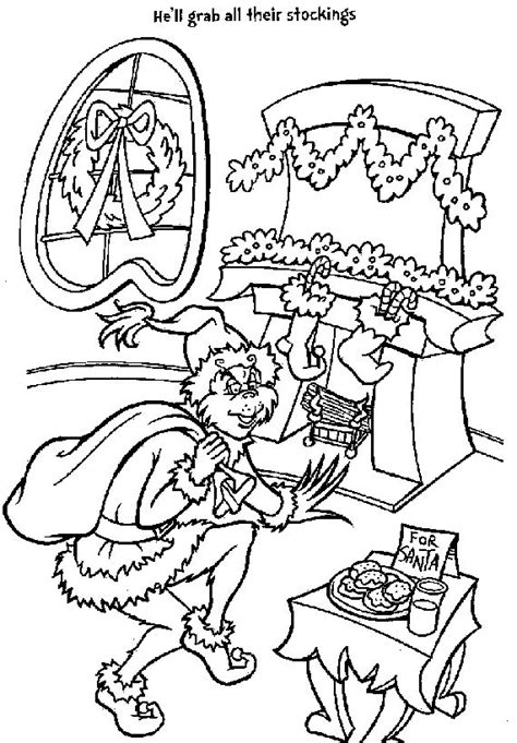 coloring pages the grinch grinch coloring pages holiday christmas grinch pinterest