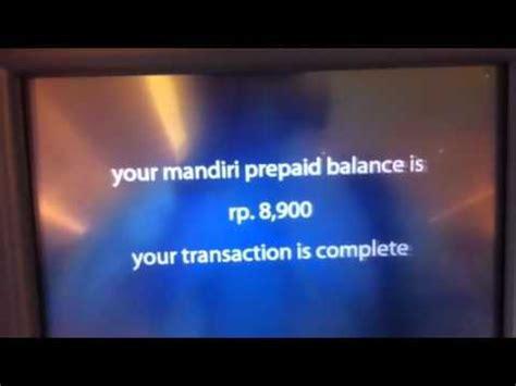 Kartu Toll Brizzi Saldo 25000 update saldo e toll tanpa kartu atm