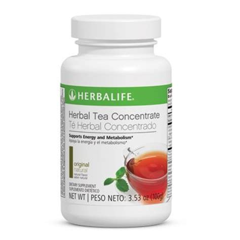 Herbalife Thermojetic Concentrate Thermo Concentrate herbal tea concentrate 3 53oz original herbalife herbal