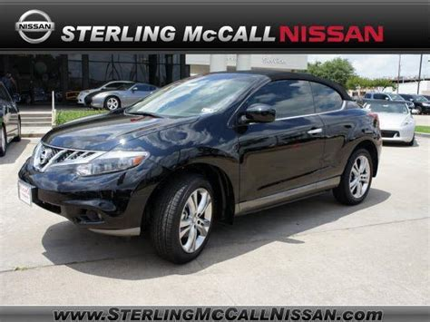 nissan awd convertible convertible nissan murano crosscabriolet texas with