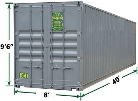 jumbo container rentals ab richards