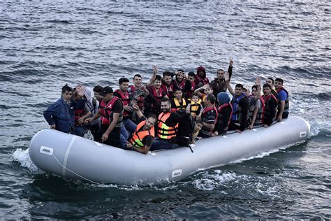 refugee boat landing in spain migrants suffocated in crossing attempt politico