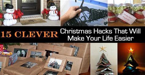 15 kitchen hacks that make life easier 15 useful christmas hacks that will make your life easier