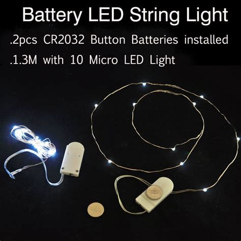 micro lights buy wholesale cr2032 battery led light from