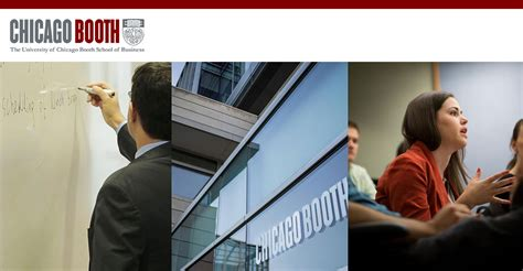 Booth Scholars Program Mba by Why Booth The Of Chicago Booth School Of