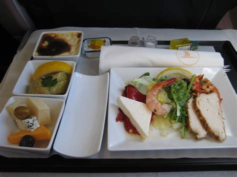 citilink food file turkish airlines business class meal istanbul cairo