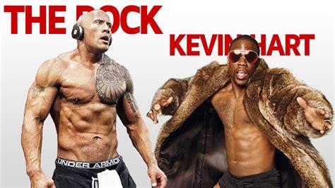 kevin hart gym the rock kevin hart hilarious gym motivation gunminds