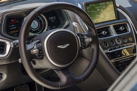 aston martin steering wheel 2017 aston martin db11 first drive automobile magazine