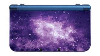 Gamestop opens pre orders on new galaxy style new nintendo 3ds xl