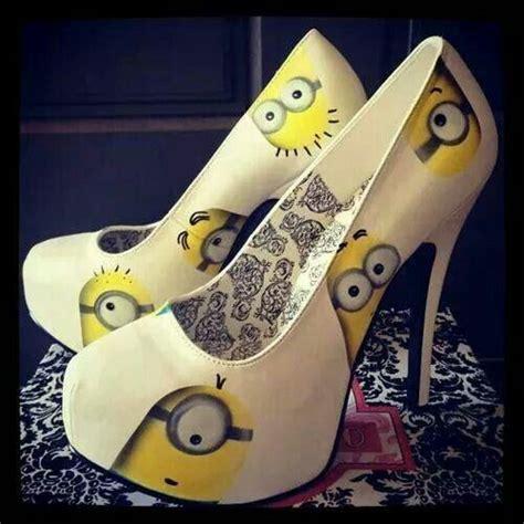 minions fashion shoes