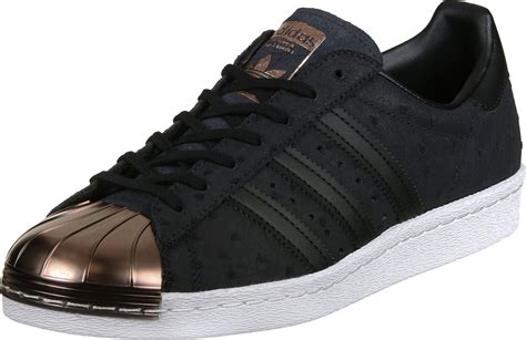 Adidas Zapato Abu adidas superstar 80s metal toe w shoes black gold