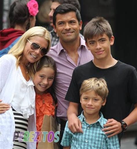 pictures of kelly ripas children kelly ripa kids 2012 www pixshark com images galleries
